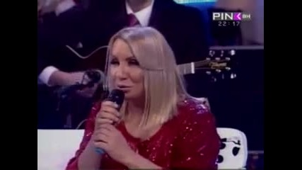 Vesna Zmijanac - Negde u daljini - Narod pita 0703 2011 - Prevod