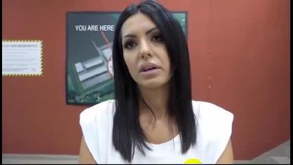 Tanja Savic - Kao zombi sam, sve radim sama (Scandal 28.05.2014)