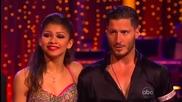 Zendaya & Val - Instant jive - Dancing with the stars (week 10) - May 21 - Finals