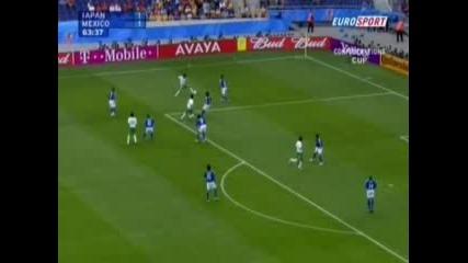 Япония - Мексико 1:2 Красив Гол С Глава