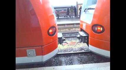 S - Bahn S4 - Von - Karlsruhe - Nach - Germersheim