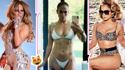 Дженифър Лопез смая всички със супер тяло! Каква е диетата, която фанатично спазва?