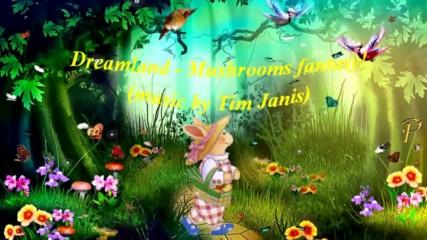 В страната на приказките - гъби анимация! ... (music by Tim Janis)