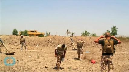 Multi-Strike Air Strike Hit Islamic State Across Iraq and Syria