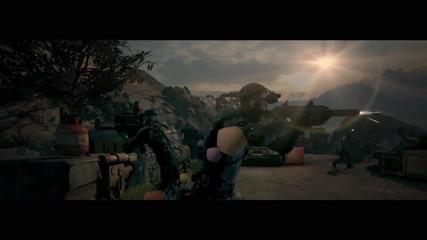 Splinter Cell Blacklist - The Invisible Trailer