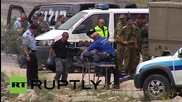 State of Palestine: Palestinian killed after wounding two Israeli soldiers