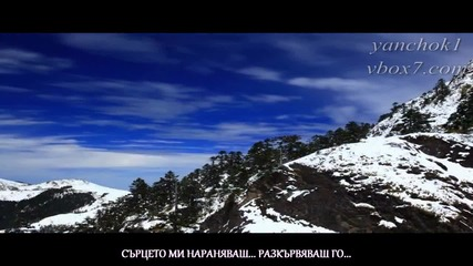 * Гръцка балада * Любовта убиваш ~ Thodoris Ferris - Tin agapi skotoneis