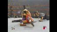 Rob Van Dam Vs. Kurt Angle - Hardcore Title