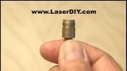 Ето така може да си направите запалка на батерии