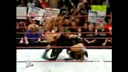Jeff Hardy & Hbk Vs Mr.kennedy & Renda Ortova