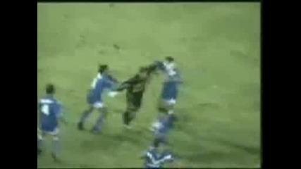 Great Goalkeeper Moments