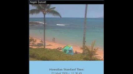 Камерата От Плажа На Хавай Online