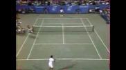 US Open 1996 Сампрас - Коретя - тайбрек | Част 1/2
