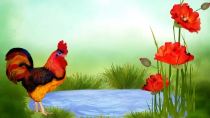 Многоцветна душа! ... (по стихове на Анагрета Копривщенова)