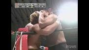 G1 CLIMAX Togi Makabe vs. Shinjiro Otani 08/14/08