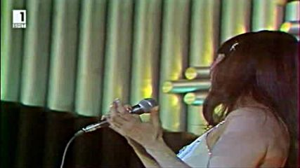 Лили Иванова - Влюбена жена , на живо, Златен Орфей 1980