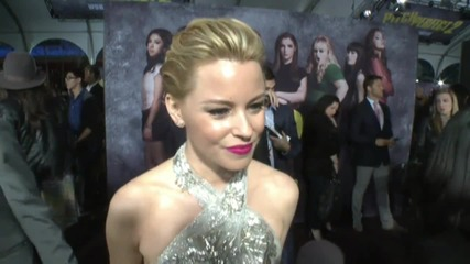 Pitch Perfect 2 Premiere: Elizabeth Banks