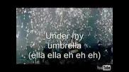 Rihanna - Umbrella (karaoke)