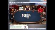 Покер сесия на Omaha Hi/lo в Тангра покер