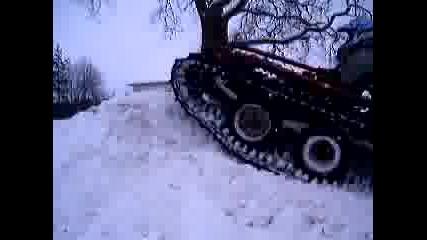 Mini Tank Off - Road