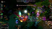 League of legends -baron Steal with Ezrael