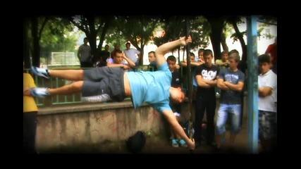 Street Fitness среща - Шумен 06.07.2011