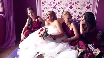 Забавни моменти от сватба. Видеозаснемане Красимир Ламбов