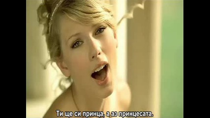 Taylor Swift ~ Love Story [bg sub]