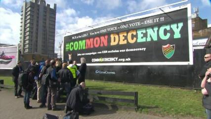 Queen Guitarist Brian May Is Calling For Common Decency