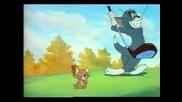 Tom And Jerry Na Golf Igrishteto