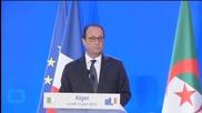 France's Hollande Feared Greek Exit Back in 2012: WikiLeaks