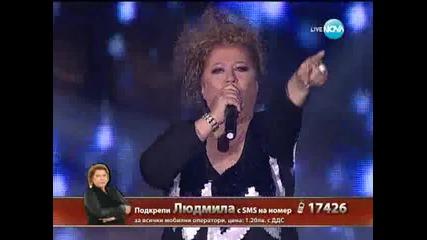 Людмила Йовчева - Live концерт - 14.11.2013 г.