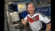 Световният шампион бил подкрепян и от Космоса