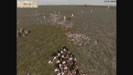Rome Total War Online Battle #1635 Carthage vs Macedon