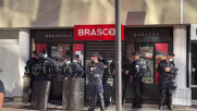 France: Locals gather at scene of racist attack in Cergy