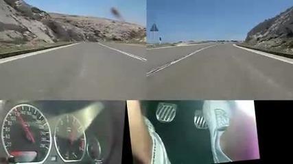 Driving Bmw M3 E36
