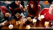 Rbd en Giraffas [comercial 2006]