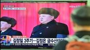 Kim Jong-Un Tours North Korea's New Airport Terminal