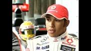 Хамилтън сочи предварително Бътън за титлата във Формула 1