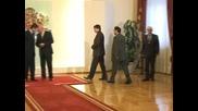 Дарик получи Почетния знак на президента