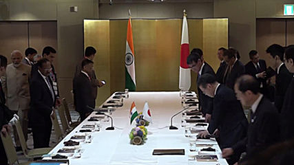Japan: Modi and Abe hold bilateral meeting on sidelines of G20 summit