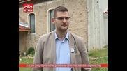 Деница Гаджева направи дарение на най-стария православен храм в община Костенец