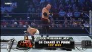 Smackdown 2009/07/03 Rey Mysterio vs Kane