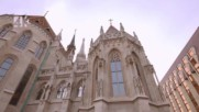 Изглед на Будапеща - Budapest in 4k