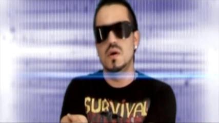 Румънско! Mr Juve si Denisa - Te iubesc ( Clip Original)