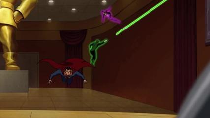 Justice League: Doom (2012) Trailer [1080p]