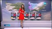 Прогноза за времето (02.04.2015 - обедна)