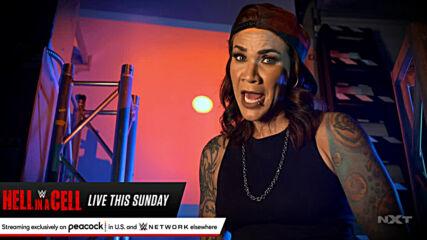 Mercedes Martinez responds to Tian Sha: WWE NXT, June 15, 2021