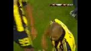 Fenerbahce Galatasaray 4 - 1 Yine Tarihe Yazildi