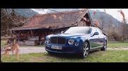 Стил и класа, този автомобил ще ви ги даде - Bentley Mulsanne